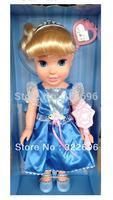 Hot Sale Dolls Sparkling Princess Cinderella Doll For Girls Gift Action Figure