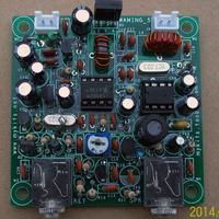 "Frogs calling QRP1.8W Kit, CW Receiver Transmitter 7.023 Mhz, DIY kit, ""Frog"" sounds, Short-wave radio transmitter receiver"