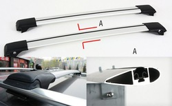 Car roof rack Whispbar cross bar universal(China (Mainland))
