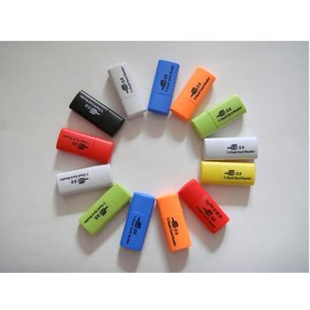 New MICRO SD SDHC MEMORY CARD USB ADAPTER READER TFLASH JDKQ001