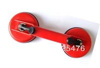 5'' DOUBLE SUCTION CUPS DENT PULLER GLASS HANDLE REPAIR TOOLS