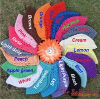 China post air mail free shipping 50 pcs/lot,2014 wholesale baby children's Kufi hats crochet cap