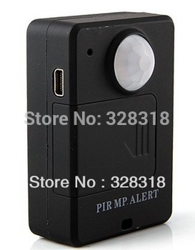 Mini GSM Voice Device A9 Bodyheat Sensing Infrared Anti-theft Alarm System Motion Detection Alert