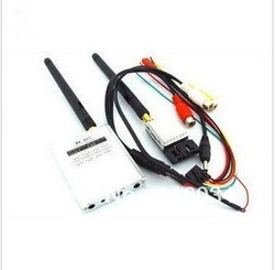 5.8G 200MW FPV wireless video transmission module audio and video HM aerial send and receive a set of(China (Mainland))