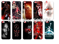 hot !new design! 21PCS/LOT Michael Jordan hard  case back cover   for iPhone 5 +free shipping