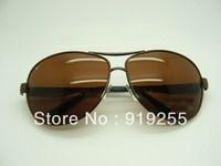 Men's Women's Sunglasses 208 Brown frame Brown lens