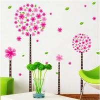 2Pcs  Pandora Tree  Wall Sticker ,Wall Decal ,Wallpaper, Room Sticker, Home Decor Sticker