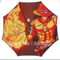 Free shipping Ghibli umbrella Anime Umbrella One Piece Ace sword umbrella Long-handled umbrella
