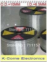 100m/piece High Quality Pneumatic Air Hose PU Tube OD 10MM ID 6.5MM Plastic Flexible Pipe PU10*65 Polyurethane Tubing