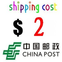 Shipping Cost $2 Special link for mix order less 10usd , we can send , but you need pay the post !Thank you