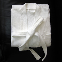Towel bathrobe high quality cotton 100% cotton comfortable 4