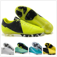 Hot Sale! Brand Men's Outdoor Football Cleats Shoes, Indoor Futsal Soccer Sneakers For Man, High Quality, Size 39-45, Free Ship