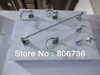 Guaranteed 100%, bathroom accessories set, Six Pcs sets ,bathroom set,  CY-330/6 Free shipping