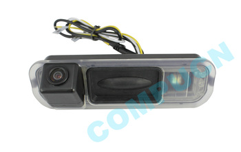 100% Original SONY CCD Chip Car Reverse Camera For Ford Focus 2012 (Hatchback), Waterproof, 170 Degree Wide View, Night Vision