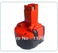9.6V 3.0Ah Ni-MH Power Tool Battery for Bosch BAT001, BH-974