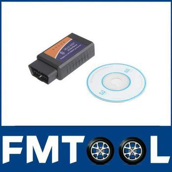 Bluetooth ELM 327 OBD 2 Car Code Reader