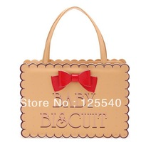 Free shipping vivi cartoon 2013 new fashion handbag women's handbag genuine leather