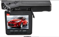 Free Shipping 270 Rotating Mobile Detection H198 Retail Package Car Video Camera H198
