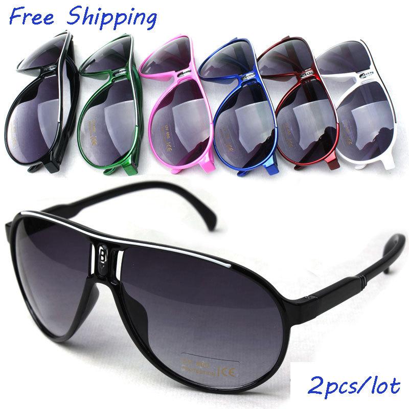 2013 bambini moda occhiali da sole ragazze ragazzi outdoor occhiali ...