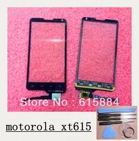 original touch Screen glass accessory for motorola xt615