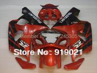 Red Fairing set For Suzuki GSXR 600 750 K4 2004 2005 Injection Molding Plastics Set K40004 w/ ffast delivery