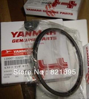 129903-22050 ring set piston 4TNE98 engine