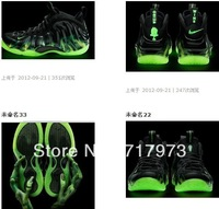 30color Free Shipping new color air foamposite One ParaNorman mens basketball shoes 2012, foamposites fashin shoes size us 8~15