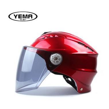 new arrival electric bicycle motorcycle motorbike bike protective helmet anti-uv male female half face helmet 315(China (Mainland))