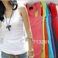 Free shipping 2013 Good quality t-shirt Round-neck women's T-shirts