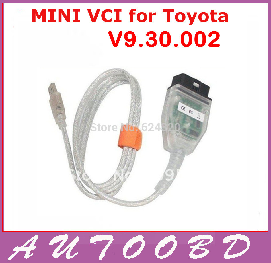 Super toyota mini vci tis with latest version Tech stream 7.10.030 mini vci interface for toyota tis techstreamiFree Shipping(China (Mainland))