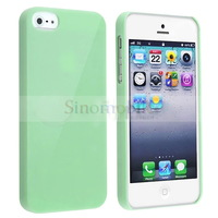 Stylish Mint Green Ice Cream Ultra Thin Hard Case Cover For Apple iPhone 5 5G
