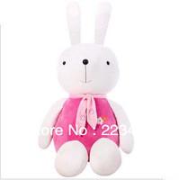 M'lele giant size Tiramisu rabbit 120cm pink plush toys free shipping