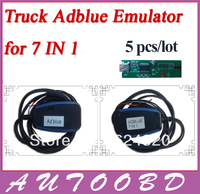 2013 Best selling New professional Adblue emulator 7in1 Truck Adblue Remove Tools for Ben-z Volvo Renault Scania Iveco DAF MAN