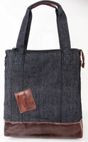 Hottest Popular Jeans Handbags Women Men Unisex Shoulder Bag Cross-body Messenger Bag