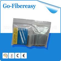 1000pcs/lot FTTH Fusion tube Heat Shrink Splice Protector sleeve 40mm Heat Shrink Splice