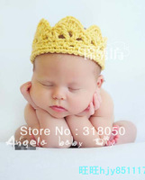 photography props Baby knitted hat baby hair band headband