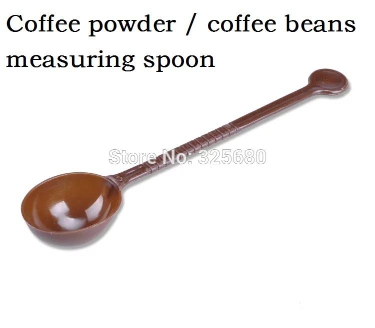 30PCS LOT Coffee spoon 10 g standard Coffee powder coffee beans measuring spoon Fruit powder pearl