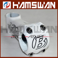 Newest B  XXX carbon fiber stem full carbon fiber bike stem bicycle part 31.8*110mm  white