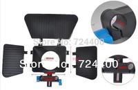 Photography Slider Steadycam [drop Shipping] Digital Matte Box M1 Sunshade for 15mm Rail Rod Wholesale,free Shipping 30200022