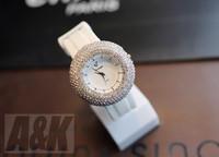 Authentic Handmade  Korean Style Rhinestone Quartz Jewellery Watch Luxury cheap diamond Watch