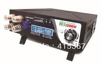free shipping EV-PEAK  newest high-power power supply 1200W/60A