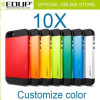 10X Spigen SGP Phone 5 Case Slim Color Cover with Home Button Stickers,kinds of colors.