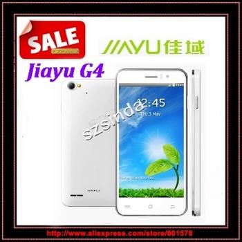 in stock Original JIAYU G4C MTK6582 Quad Core 4.7 Inch IPS Retina Screen 1GB Ram 4GB Rom Android 4.2 13MP Camera Smart Phone