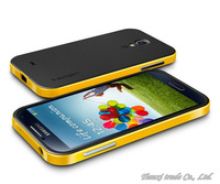 Bumblebee SGP NEO Hybrid Color Series Hard Case For Samsung Galaxy S4 SIV i9500 with PP bag,MOQ:1pcs, Free Shipping,B0132