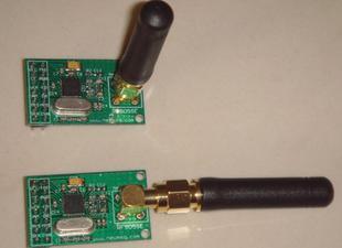 NRF905 Wireless Module (compatiable PTR8000+) Wireless Transmission Transceiver Module 433/868/915MHz