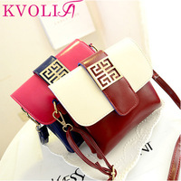 BUENO 2013 hot fashion shoulder bag chain women's handbag brief style messenger bags HAB852