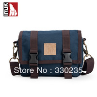 Inuk2012 vintage retro dual-use packet one shoulder the trend of digital bag