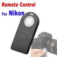 New Boxed IR Wireless Remote Control for NIKON D90 D80 D70S D7000 D60 D5000 D5100 D50 D40 D40X ML-L3