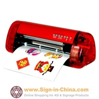 A3 Size Portable Vinyl Cutter and Plotter with Contour Cut Function