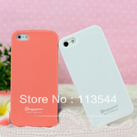 Freeshiping case for iPhone 5  perfect fit for cell phone silicon case for phone 4 pink bule white colorful